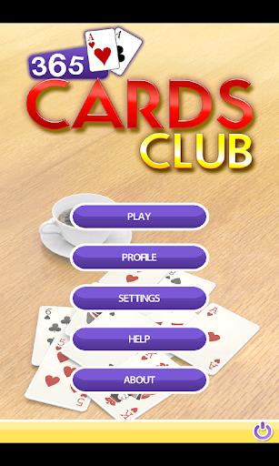 365 Cards Club