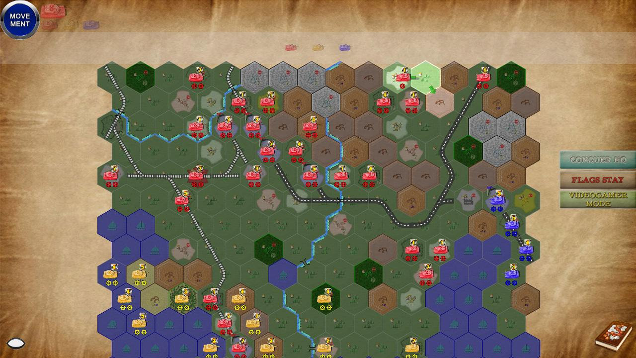 Retaliation Path of War- screenshot