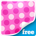 Polka Dots Live Wallpaper FREE icon