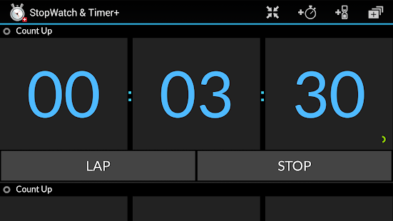 StopWatch & Timer+ - screenshot thumbnail