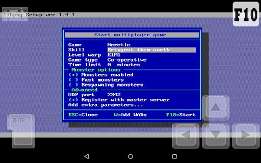 【免費動作App】H-Touch (Port of Heretic)-APP點子