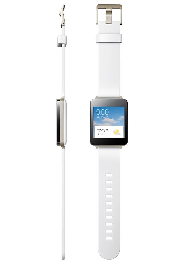 LG G Watch (White Gold) - screenshot