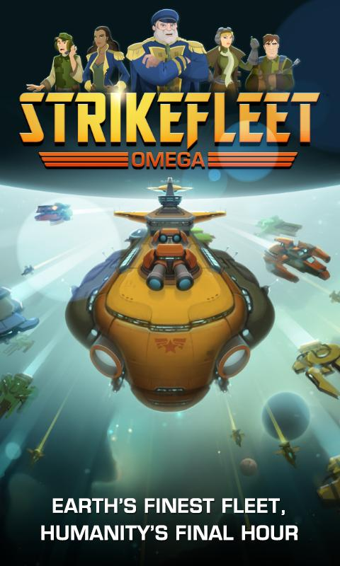 Strikefleet Omega - screenshot