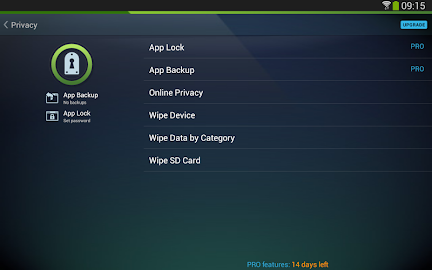 AVG AntiVirus FREE for Android Screenshot 21