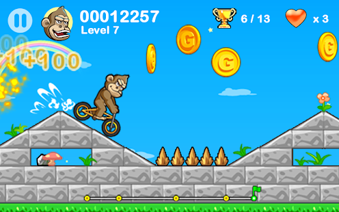BMX Crazy Bike 2- screenshot thumbnail