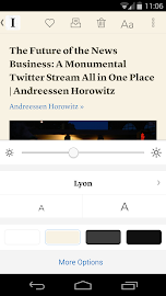 Instapaper Screenshot 3