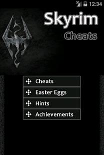 Guide for Skyrim