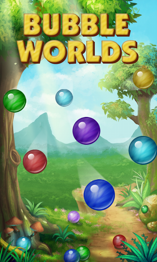 Bubble Worlds- screenshot