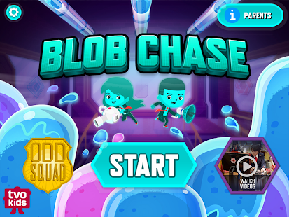 Blob Chase- screenshot thumbnail
