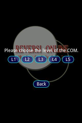 Reversi Online- screenshot