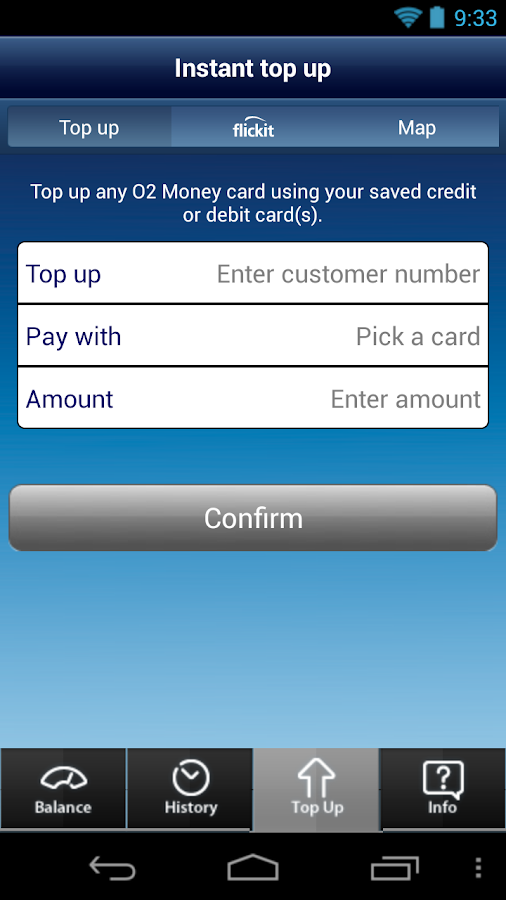 O2 Money - screenshot