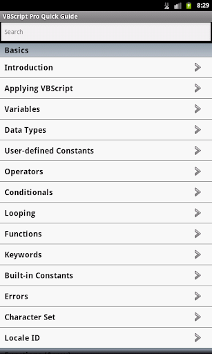 VBScript Pro Free Apk Download Free for PC, smart TV