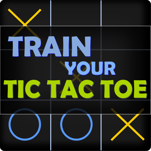 Train Your Tic Tac Toe LOGO-APP點子