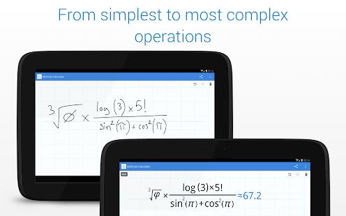 MyScript Calculator Screenshot 19