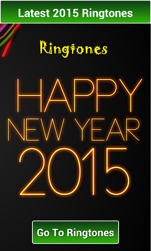Latest 2015 Ringtones