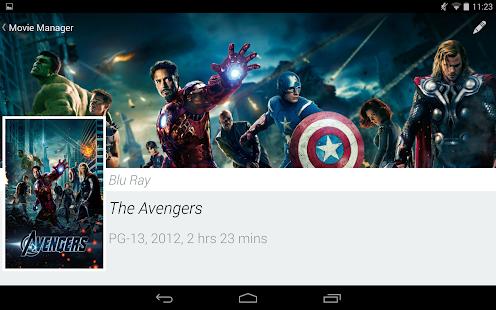 Movie Manager- screenshot thumbnail