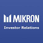 Mikron Investor Relations icon