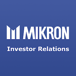 Mikron Investor Relations
