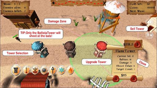 Wild West Tower Defense Lite