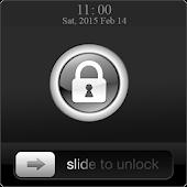Slide Lock Screen