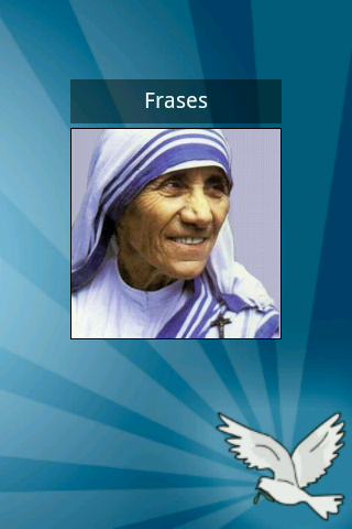 Frases de la Madre Teresa - screenshot