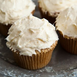 Spelt and Emmer Cupcakes