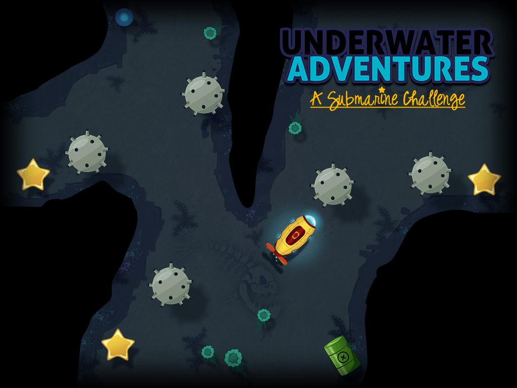 Underwater Adventures - screenshot