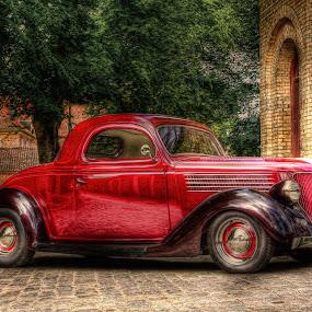 Oldtimer by Dirk Rosin - Transportation Automobiles ( hdr, veteran, bil, auto, oldtimer,  )