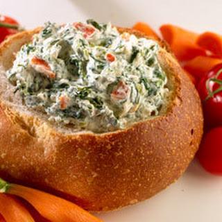 Knorr Spinach Dip.