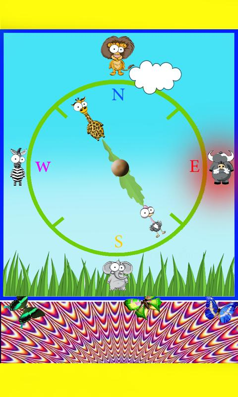 Compass Kids - screenshot