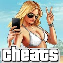 GTA 5 Cheats Codes icon