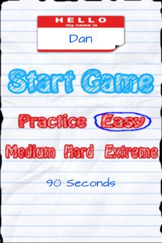 CategoWiz - Categories game - screenshot