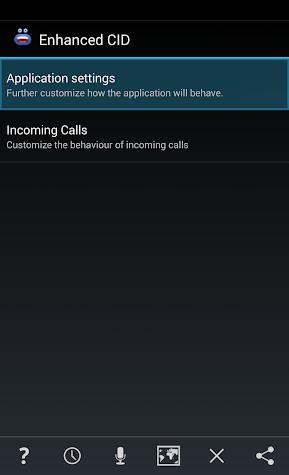 Enhanced Caller ID+ Screenshot
