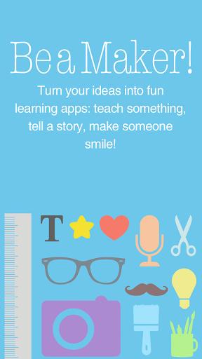 《TinyTap》—— 制作和播放学习应用