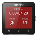 App HIIT for Sony SmartWatch 2 version 2015 APK