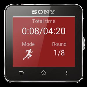 HIIT 索尼 SmartWatch 2 健康 App LOGO-APP試玩