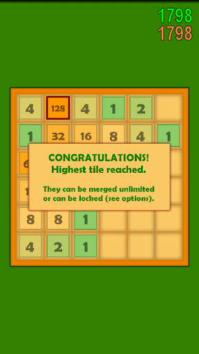 1024++ the clever 2048 FREE