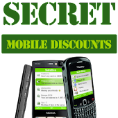 Secret Mobile Discounts