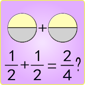 Simply Fractions 3, math games