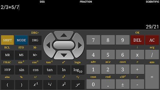 Scientific Calculator v5.5.3