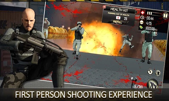 Army Commando – 3D Shooting