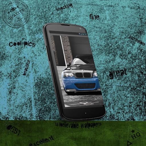Car Wallpaper BMW