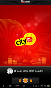 City FM Mobile- screenshot thumbnail
