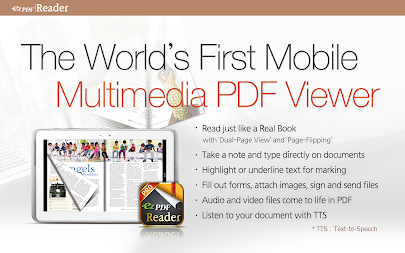 ezPDF Reader PDF Annotate Form APK screenshot thumbnail 1