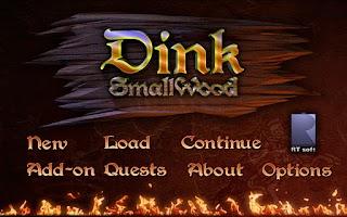 Screenshot of Dink Smallwood HD