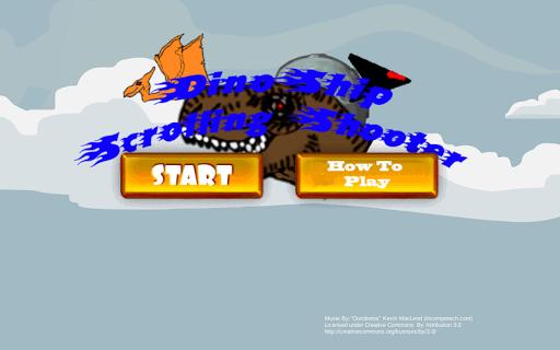 Dino Ship Demo Version