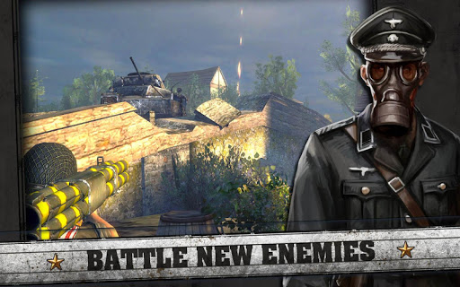 FRONTLINE COMMANDO: D-DAY 3.0.4 screenshots 5