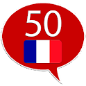 Learn French - 50 languages icon