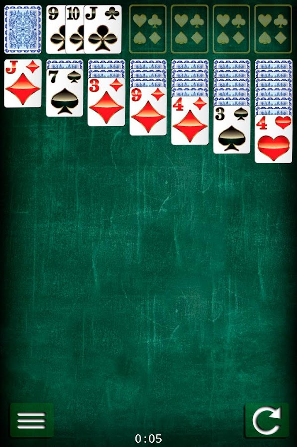 Klondike Solitaire Card Game- screenshot