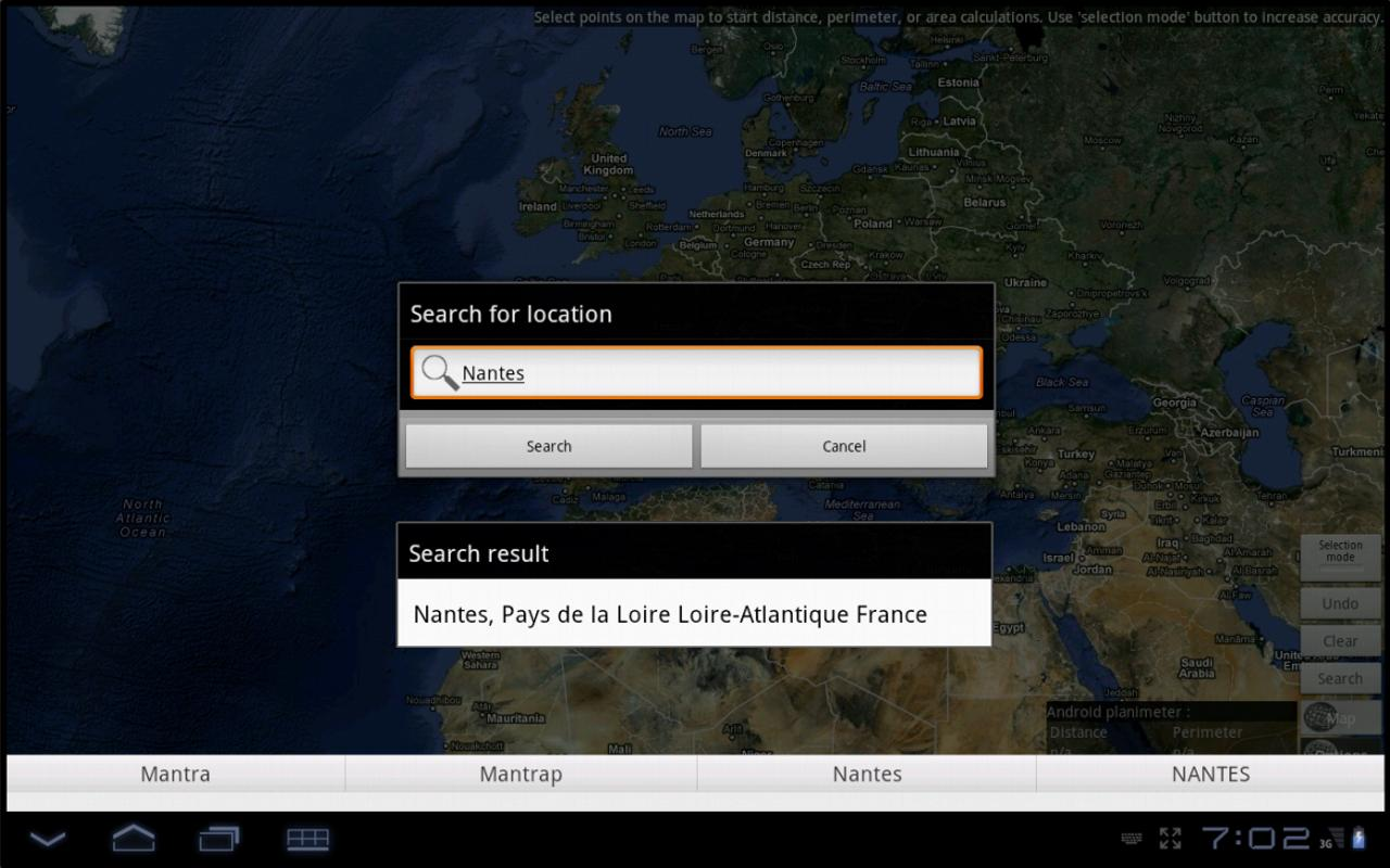 satellite phone search ver.1.0.0 скачать на русском